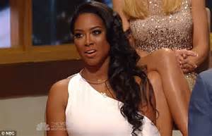 kenya moore says she did not take vivica a foxs phone all who won celebrity apprentice donald trump crowns another