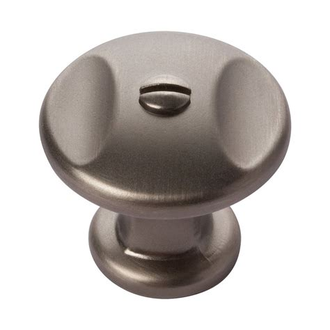 Atlas Knobs And Pulls by Atlas Homewares Ergo Knob 1 3 8 Quot Dia Slate A869 Sl