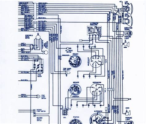 service owner manual 1966 ford thunderbird wiring diagram