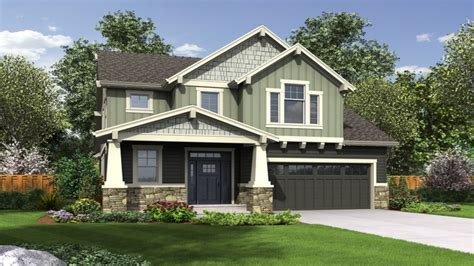 narrow house plans with front garage beach house plans narrow narrow lot craftsman style house