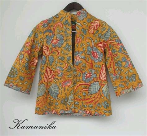 Batik Blazer pin by yovita aridita on batik ideas kebaya batik dress and blazers