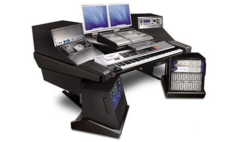 Console Gaming Desk Rocketship By Argosy Console Synths Studios Consoles Studio And Gaming Desk