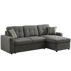Sectional Sofas With Sleepers Gus 2 Sleeper Sectional Furniture