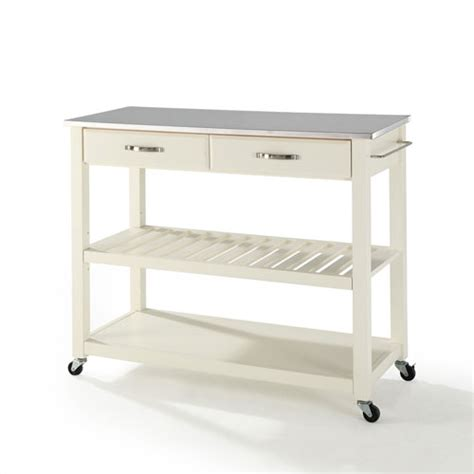 stainless steel kitchen island cart kitchen islands carts large stainless steel portable