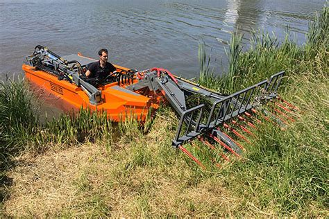mowing boat conver mowing boats conver