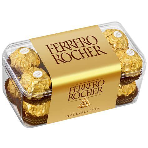 Ferrero Rocher 16 ferrero rocher 16er kaufen im world of shop