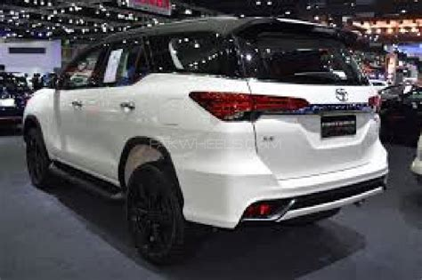 Fortuner Ad 1301b List White toyota fortuner 2017 for sale in gujranwala pakwheels