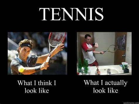 Funny Tennis Memes - won t let go of the ball funny tennis meme