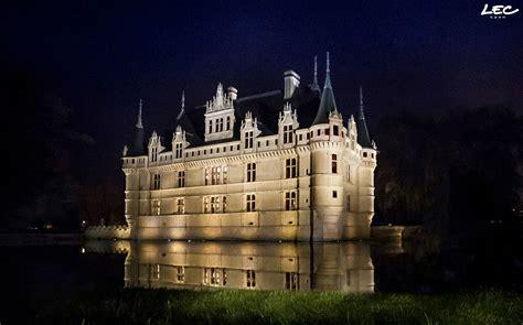 Azay De Rideau by Schloss Azay Le Rideau Lec