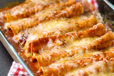 best red cheese enchiladas recipe lil luna