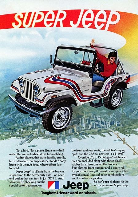 vintage jeep ad 683 best images about old jeeps jeep pickups on