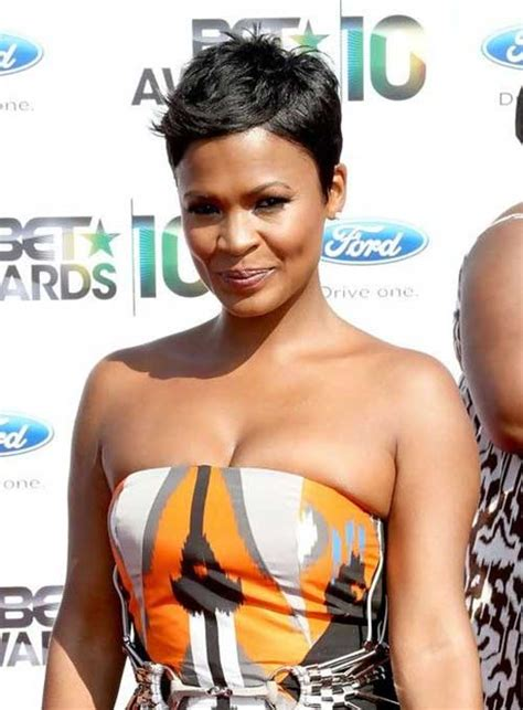 how to style hair like nia long 20 short pixie hair hairstyles haircuts 2016 2017
