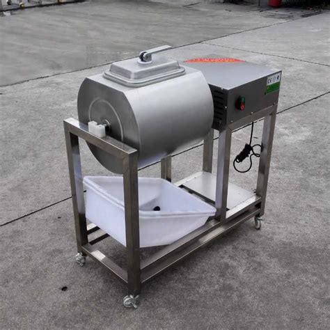 Vacuum Frying 35kg chicken marinade machine marinating machine fast