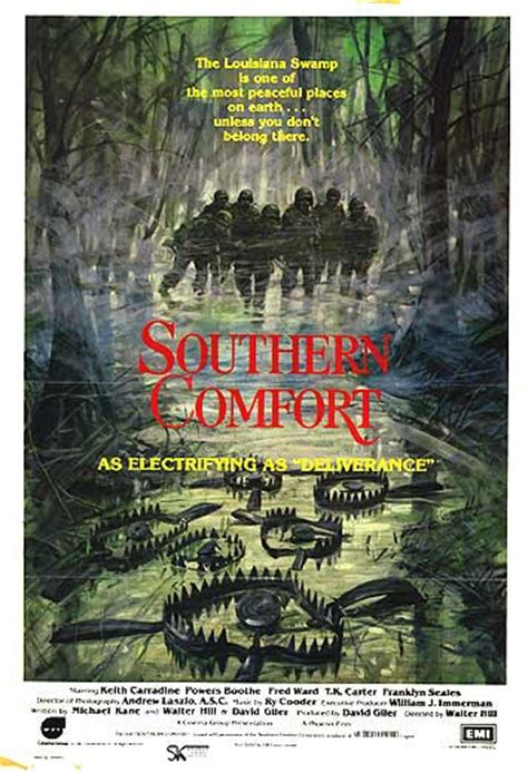 southern comfort film music southern comfort movie posters at movie poster warehouse