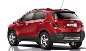 Chevrolet De Mexico Presentar 225 N En Par 237 S El Chevrolet Trax Que Se Fabricar 225 En