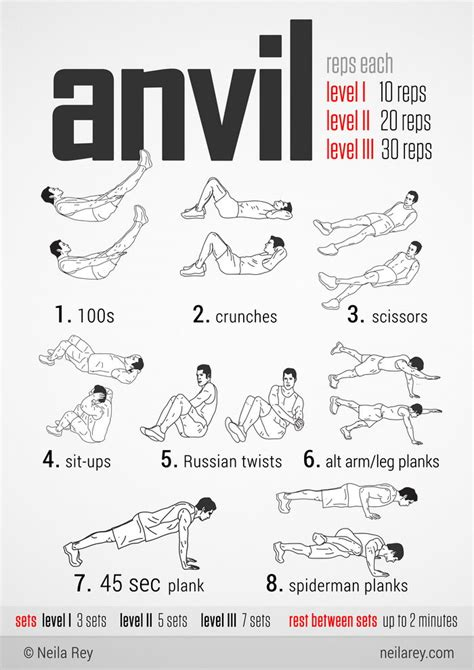 100 no equipment workouts exercises workout and