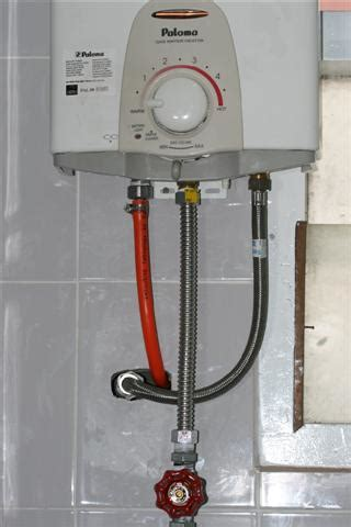 Water Heater Untuk Mandi harga water heater pemanas air menggunakan gas lpg murah