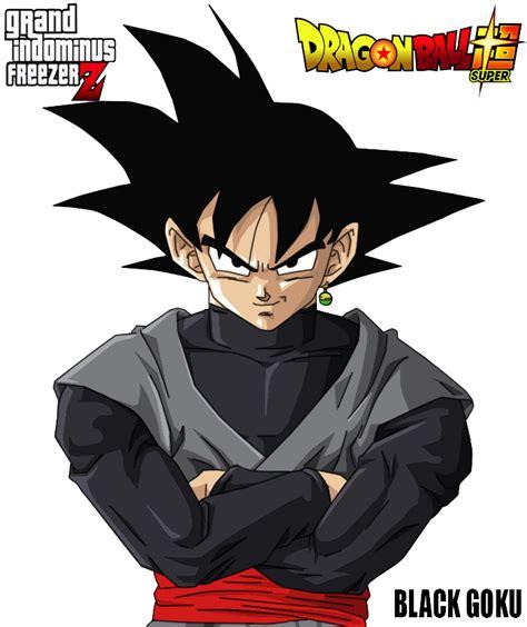 black goku black goku by indominusfreezer on deviantart
