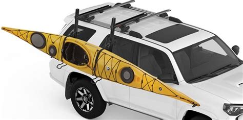 review oakorchard canoe truck racks kayak carrier canoe carriers rack thule yakima malone car