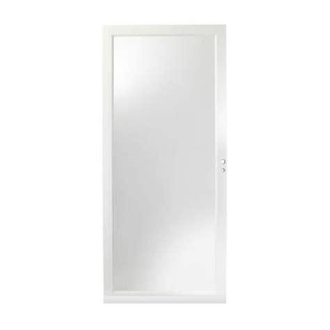 Andersen 3000 Door by Andersen 36 In X 80 In 3000 Series White Fullview Easy