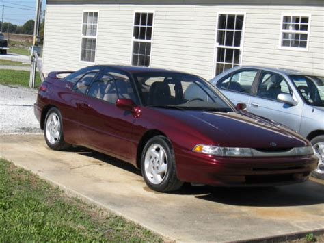 automobile air conditioning repair 1995 subaru svx on board diagnostic system 1994 subaru svx 2dr coupe awd bordeaux pearl in color in good condition for sale in cleveland