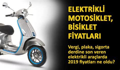 elektrikli motosiklet fiyatlari  motosiklet sitesi