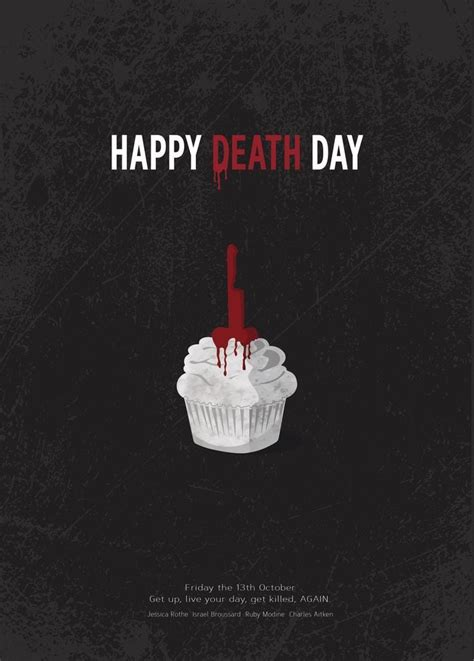 cgv happy death day happy death day 2017 posters the movie database tmdb