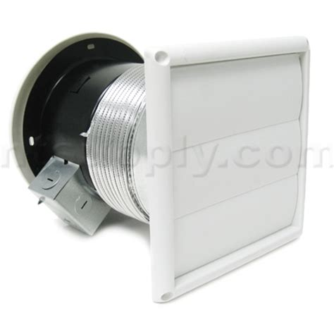 bathroom wall fan buy broan model 512m through the wall fan broan nutone 512m