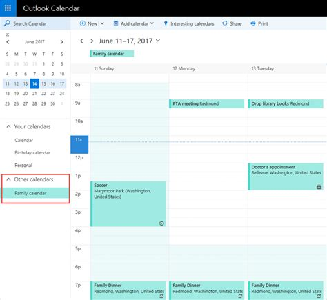 Calendar With Outlook Get The Most Out Of Your Day With New Calendar Features In