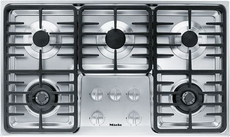 Miele Cooktop Miele Vs Viking 36 Gas Cooktops Reviews Ratings Prices