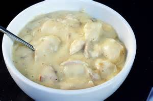 chicken and dumplings crowned creations