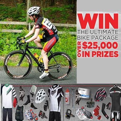 Cycling Sweepstakes - cyclesport 25 000 bike giveaway sweepstakes