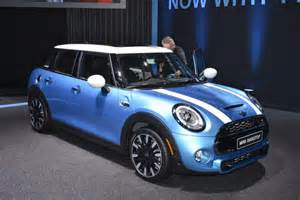 Mini Cooper Legroom L A Auto Show Small Crossovers And Wagons Impress In L A