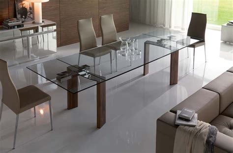 extendable dining table for dining room home furniture