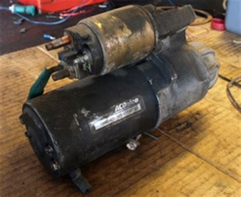 bench test starter motor part 3 how to test a does not crank condition case study