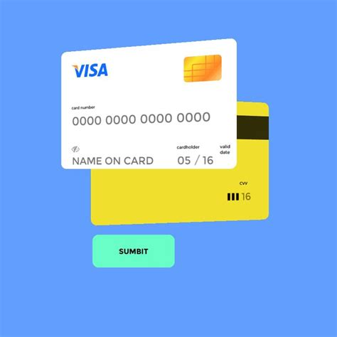 Html5 Credit Card Form Template Credit Card Checkout Form Coding Buttons Checkout Code
