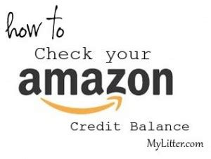How To Check The Balance On An Amazon Gift Card - check your amazon credit balance