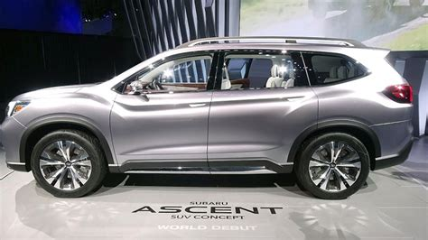 When Will 2020 Subaru Ascent Be Available by 2019 Subaru Ascent White When Available Wiki Spirotours