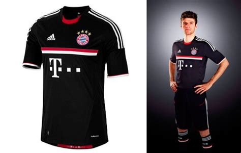 Bayern Munchen Home Jersey 2016 2017 Parley black bayern munich jersey europe 11 12 international kit
