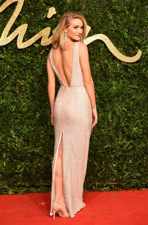 Casual Wedding Dresses Huntington by Rosie Huntington Whiteley In Burberry At 2015