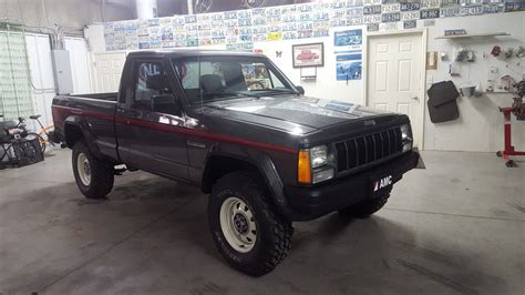 1988 lifted jeep comanche 1988 jeep comanche pioneer 4 215 4 for sale