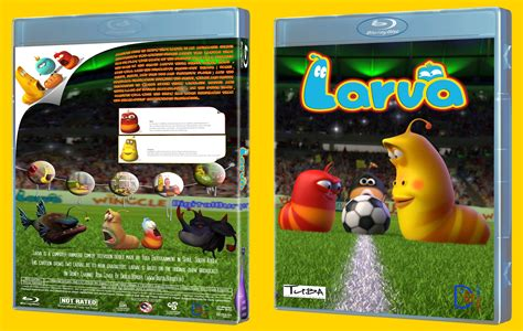 download free film larva cartoon larva cartoon movies box art cover by digitalburger
