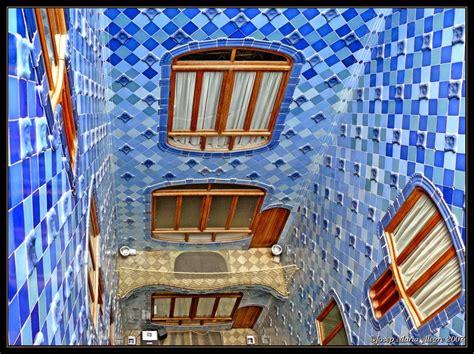 architecture casa batll 243 antoni gaudi barcelona spain
