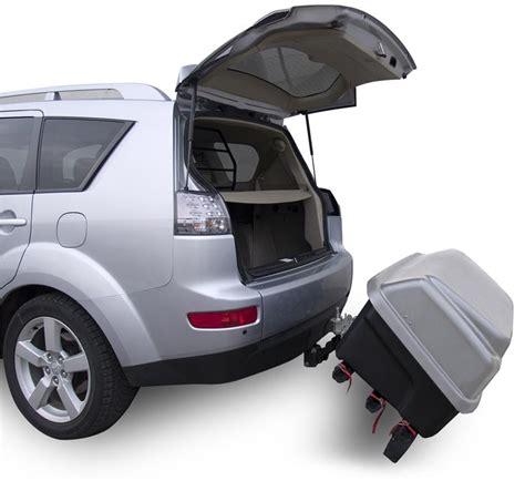 porte velo pour voiture avec coffre coffre arri 232 re