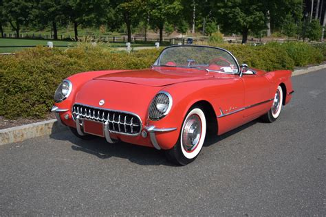 1955 chevrolet corvette convertible 194604