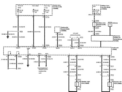 lincoln ls  engine diagram downloaddescargarcom