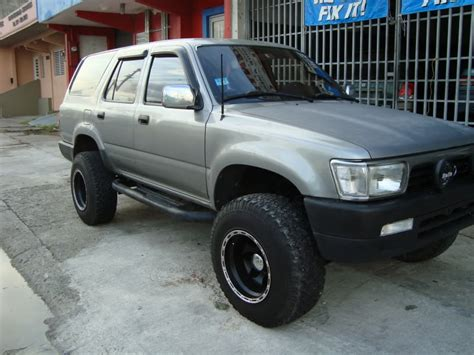 1995 Toyota 4runner Tire Size Post Your 2wd Page 3 Yotatech Forums