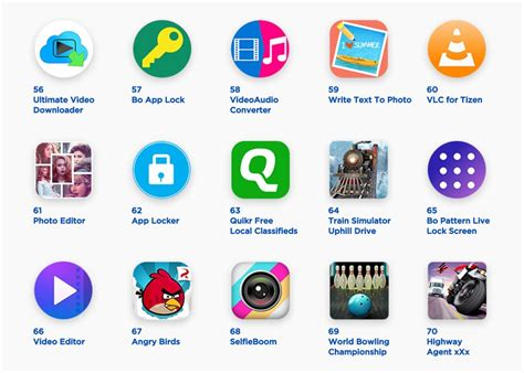 10 000 winners for top 100 downloaded apps in september