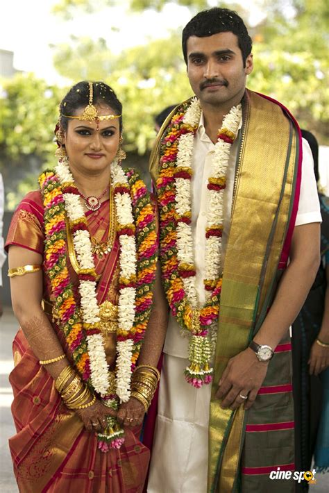 Marriage Photo Stills by Actor Nandha Marriage Stills 1