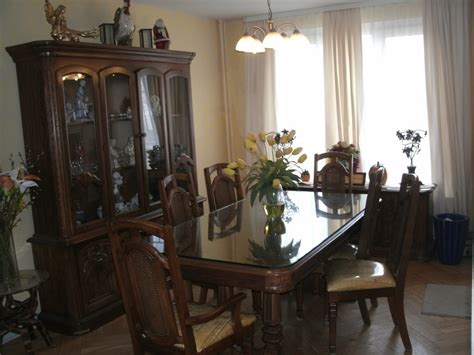 i a dining room set 1920 year from singer furniture